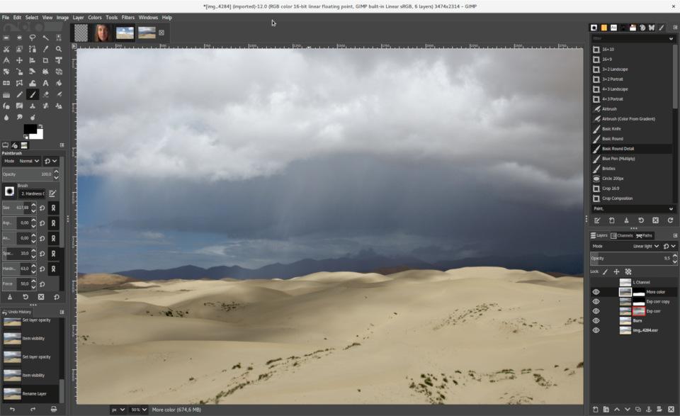 A GIMP az egyik legnépszerűbb képszerkesztő eszköz a PC-hez, amelyet ingyen letölthetünk